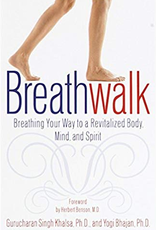 Integral Yoga Distribution Breathwalk