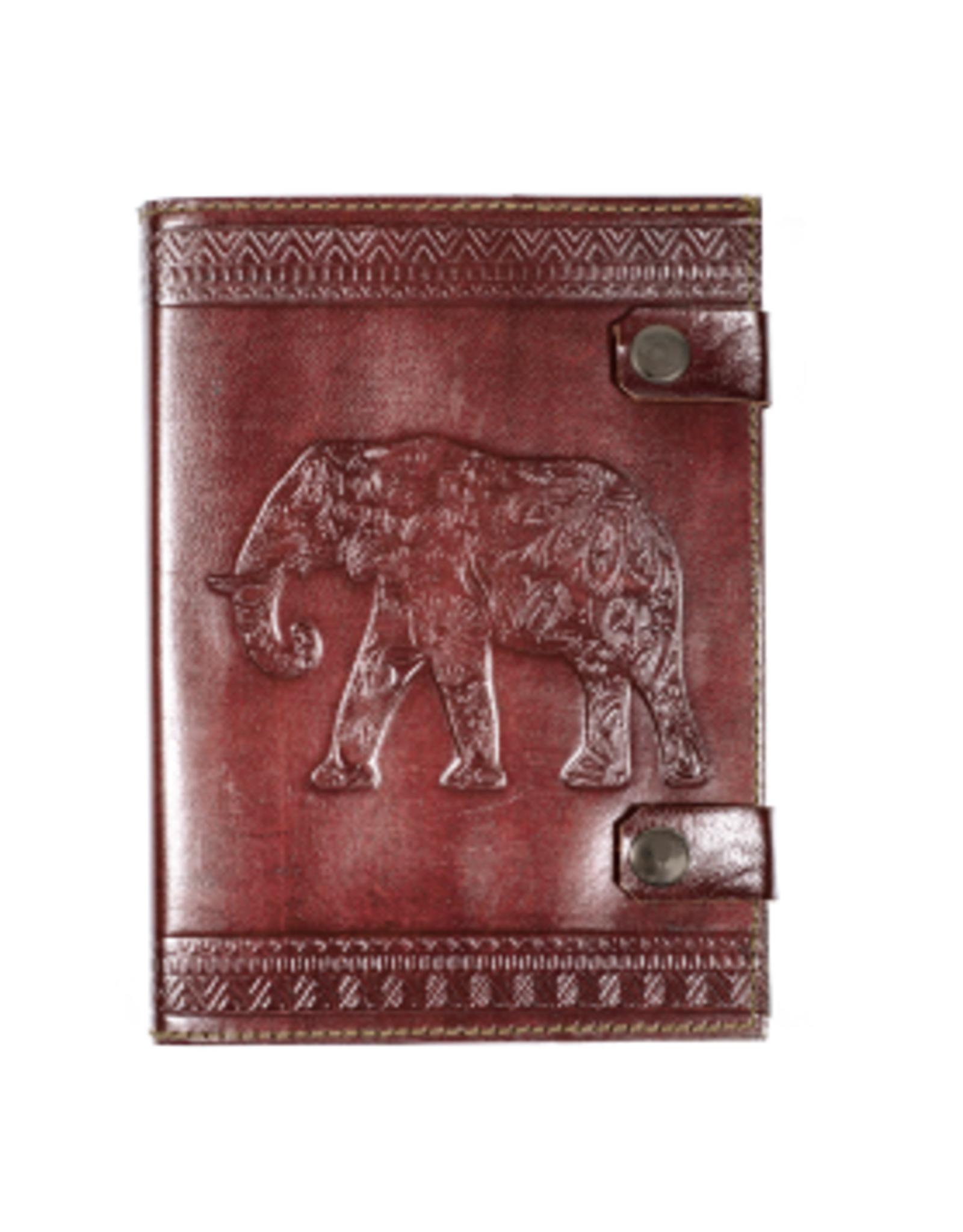 Impressions of India Journal - Elephant