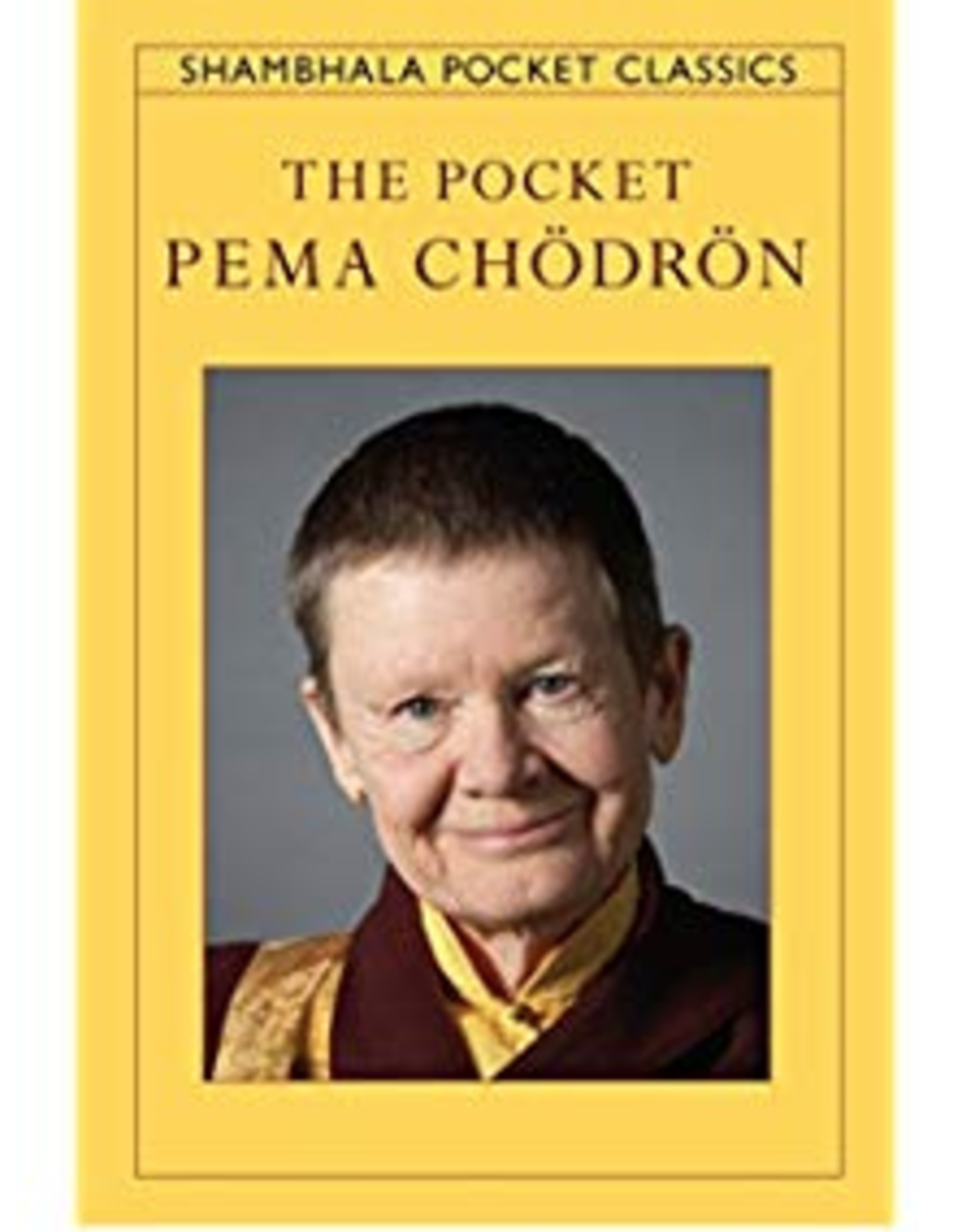 Integral Yoga Distribution Pocket Pema Chodron