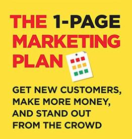 Ingram 1-Page Marketing Plan