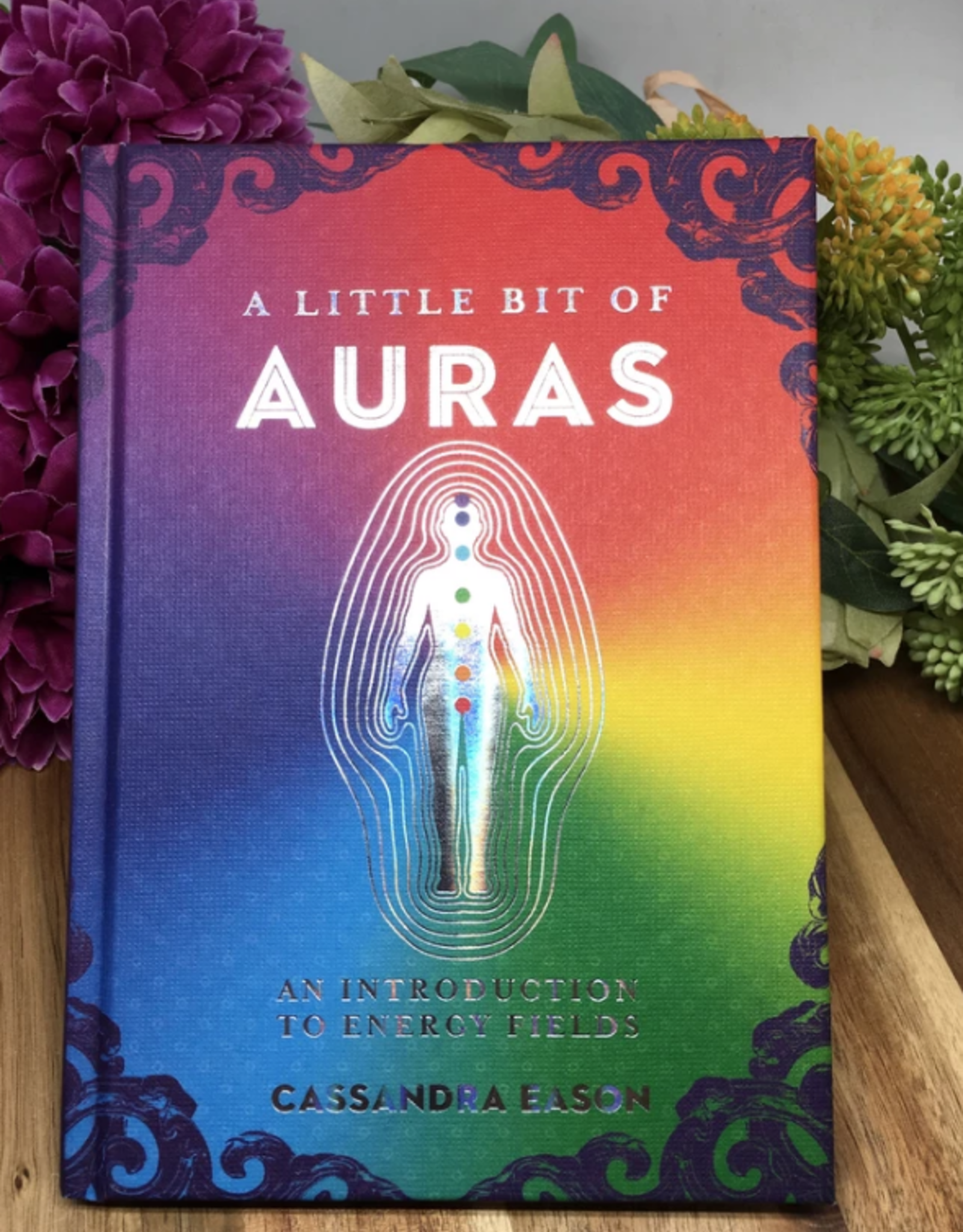 Integral Yoga Distribution A Little Bit of Auras