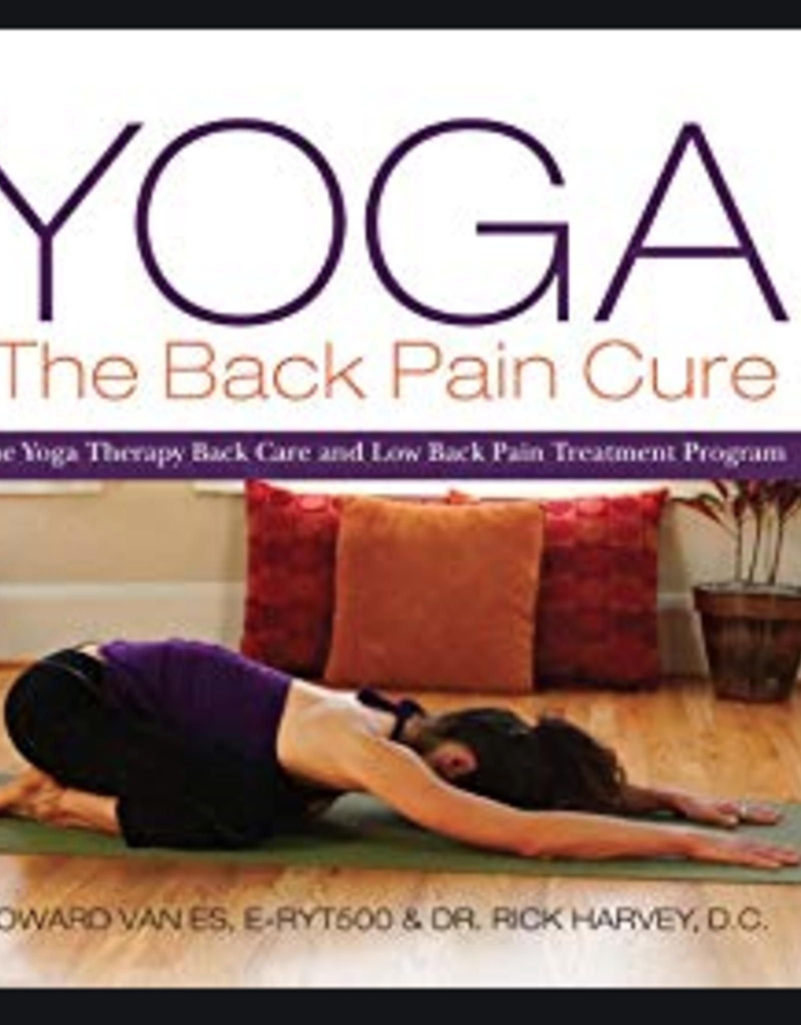 New Leaf Yoga: The Back Pain Cure