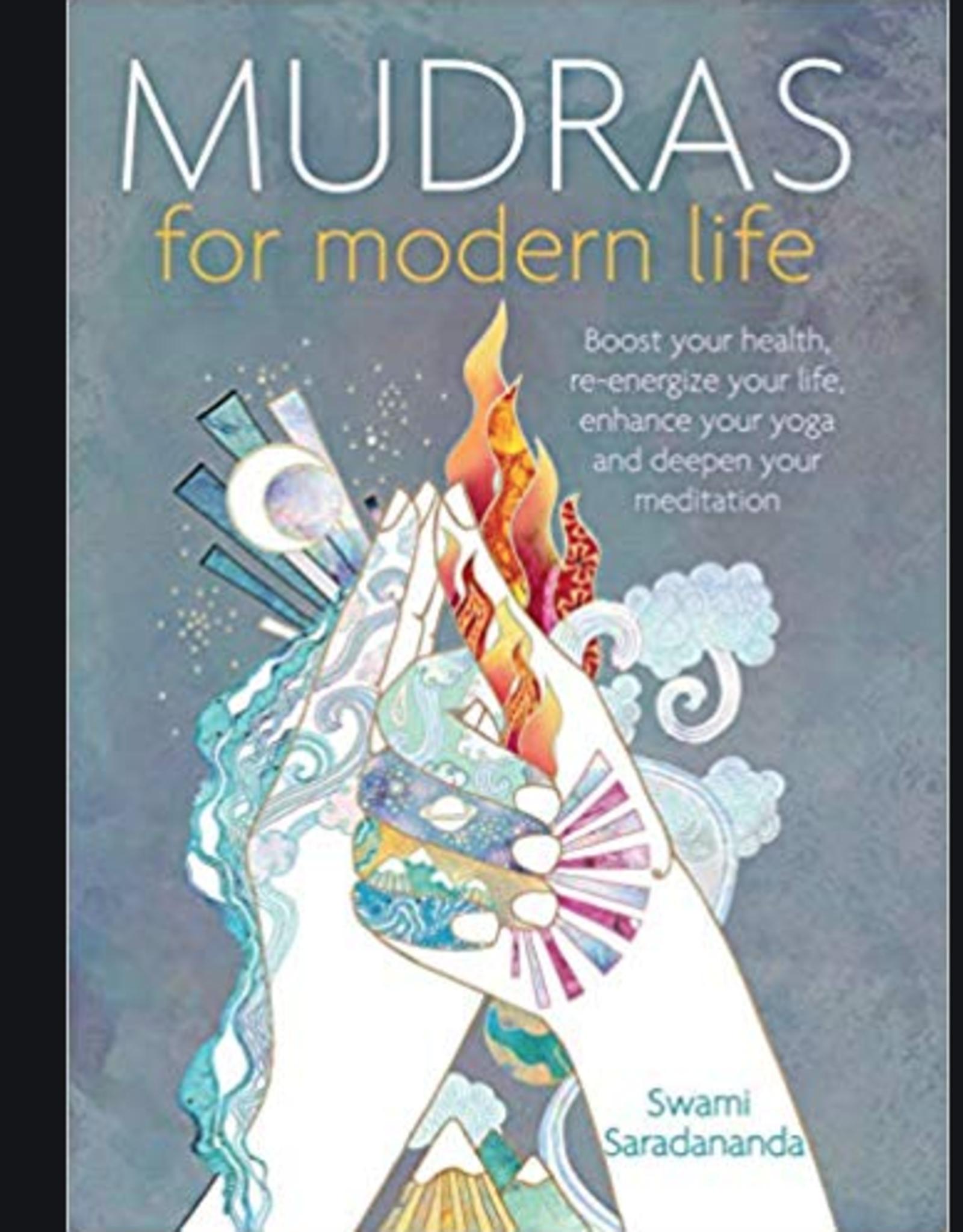 Integral Yoga Distribution Mudras for Modern Life