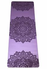 Yoga Design Lab Infinity Mat - 5 mm - Lavender Mandala