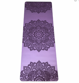 Yoga Design Lab Infinity Mat - 5 mm - Lavender Mandala