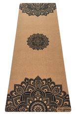 Yoga Design Lab Cork Mat - Mandala