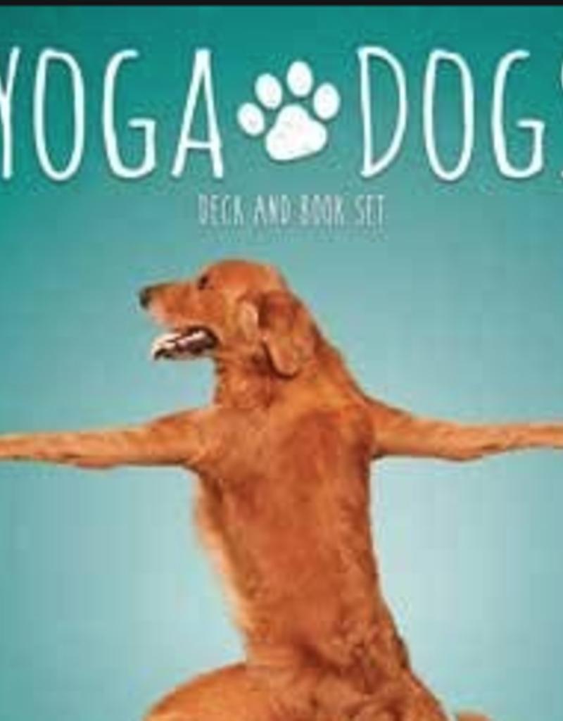 New Leaf Deck: Yoga Dogs