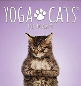 New Leaf Deck: Yoga Cats