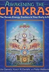 Integral Yoga Distribution Awakening The Chakras: Daniels