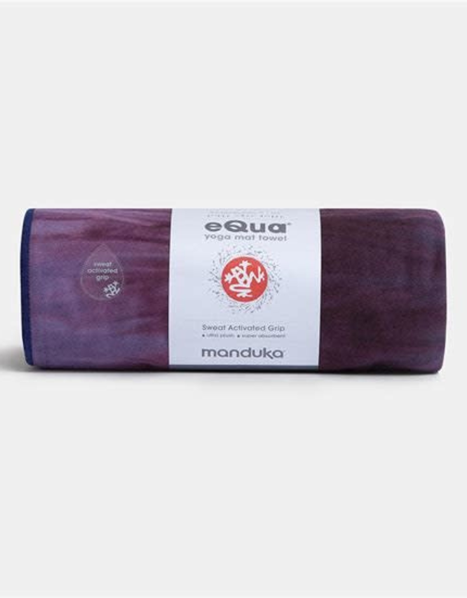 Manduka eQua Hand Towel - Print