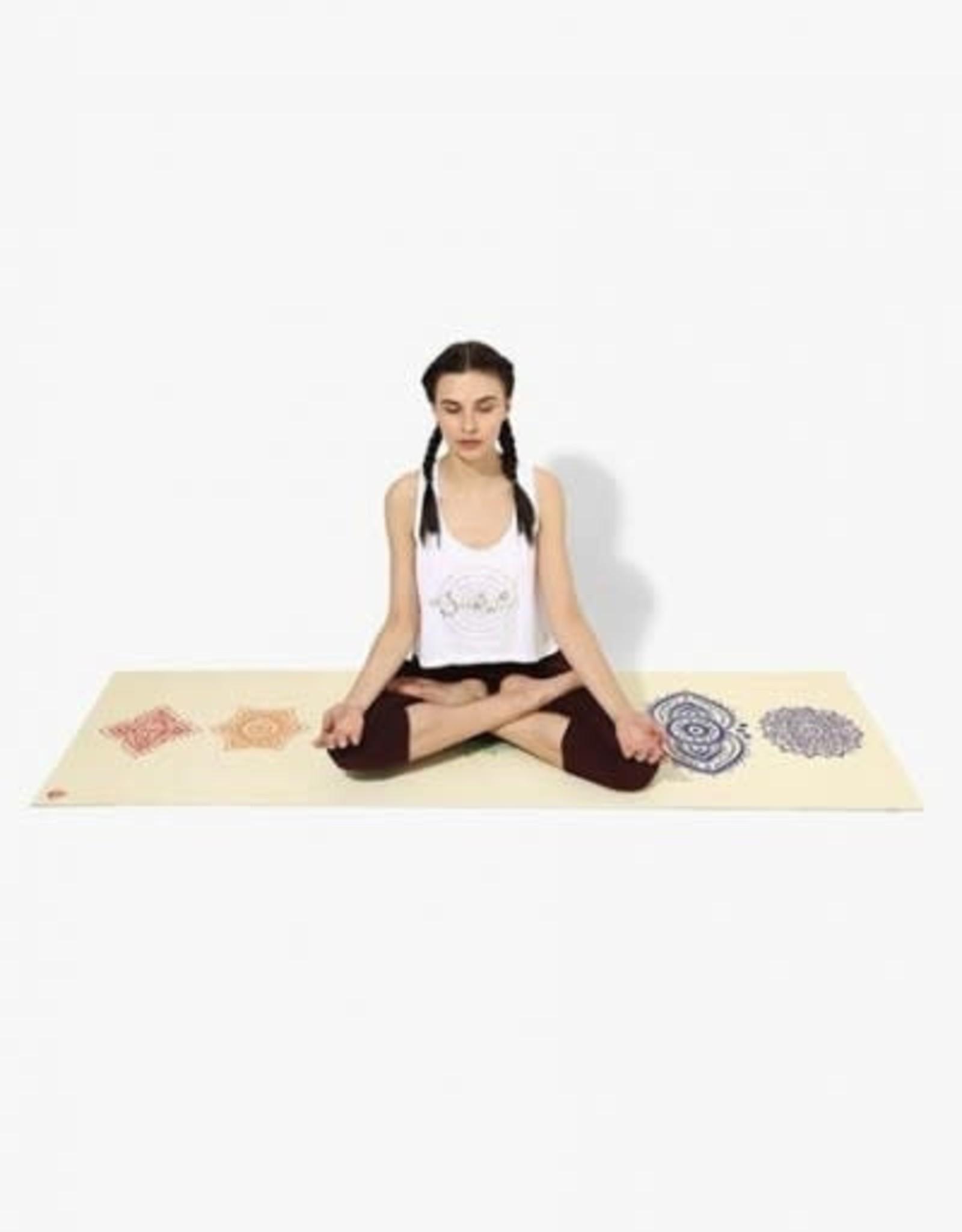 Integral Yoga Distribution Yoga Mat Eco/ PVC Chakra