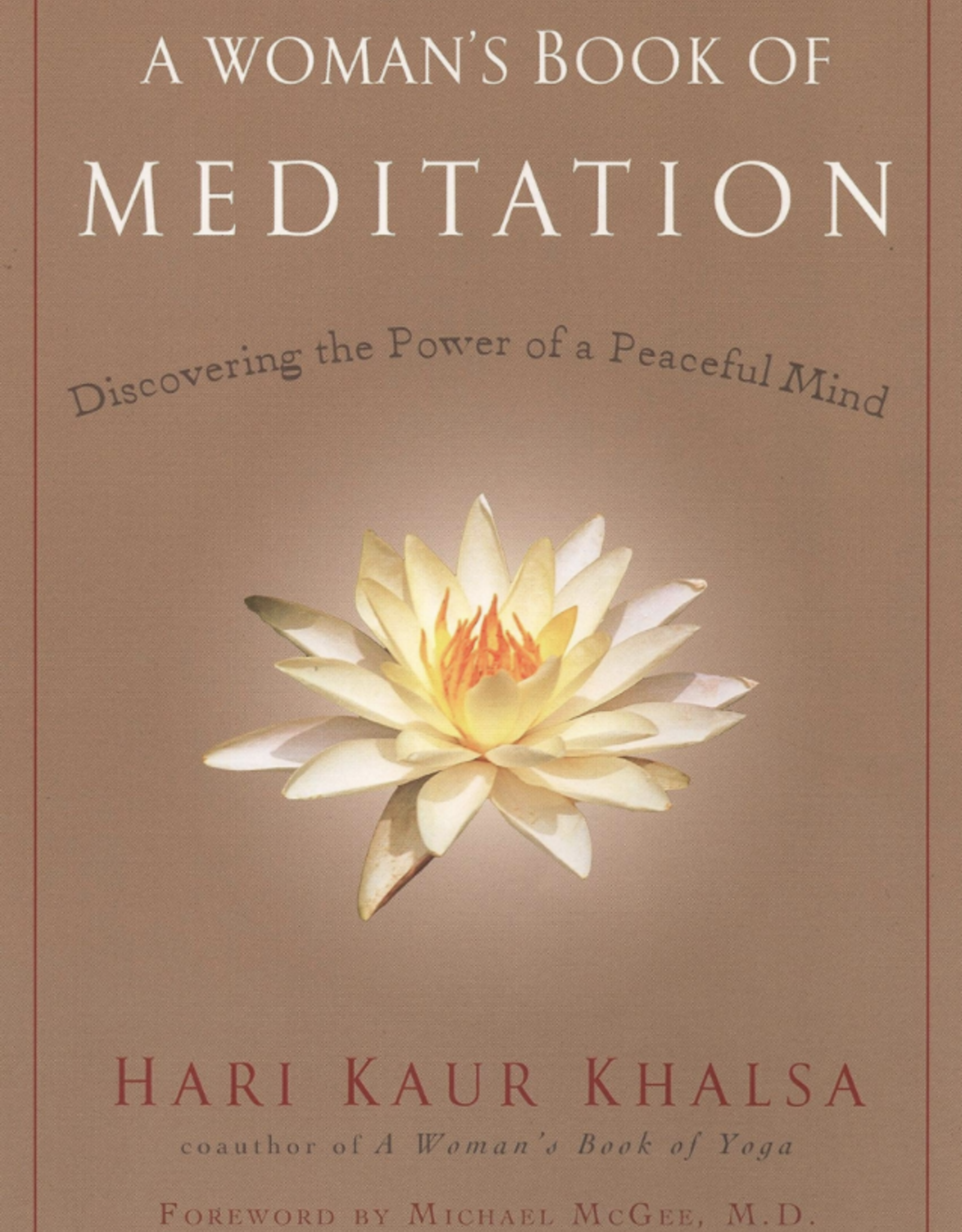 Woman's Book of Meditation