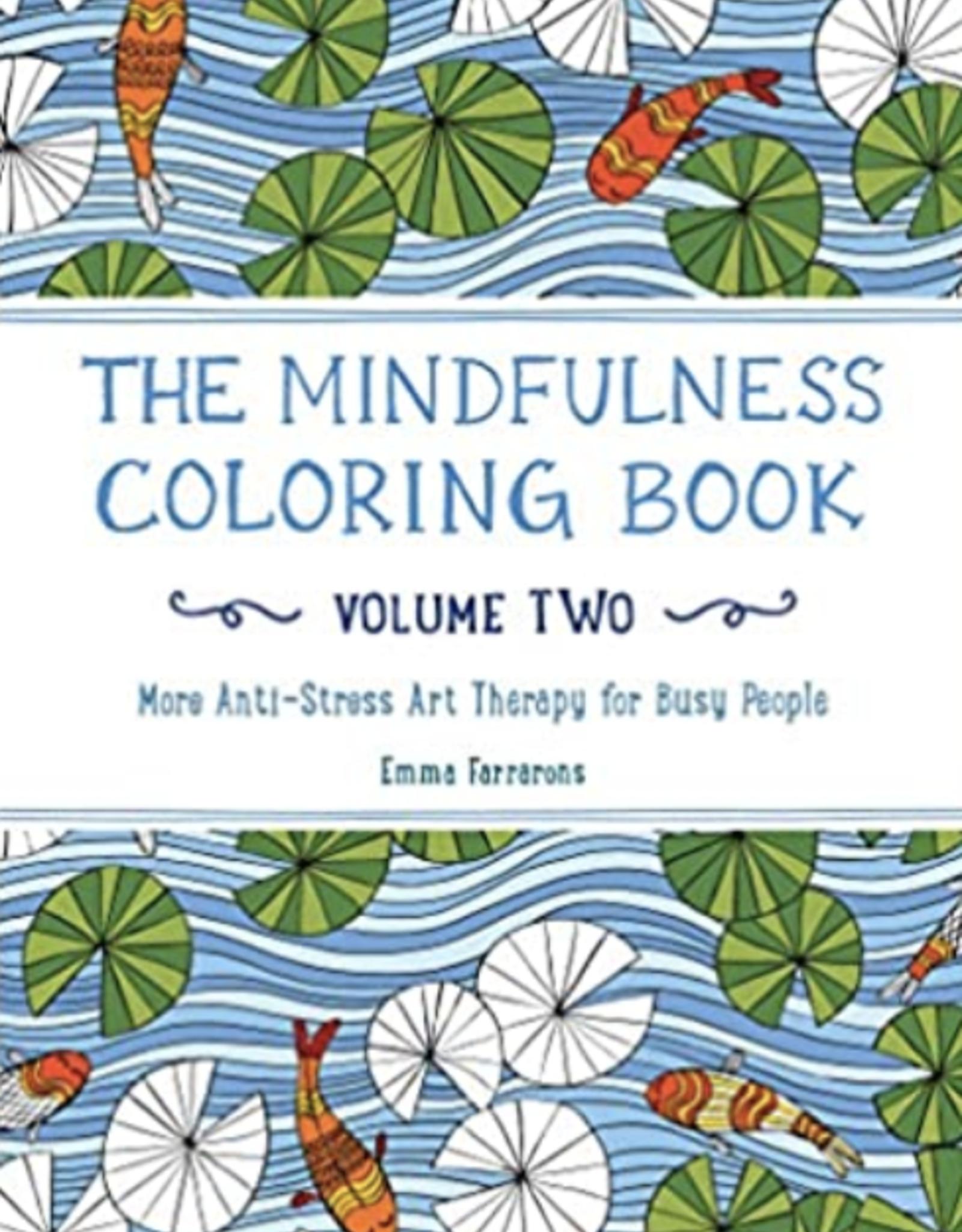 Integral Yoga Distribution Mindfulness Coloring Book Vol II