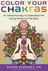 Integral Yoga Distribution Color Your Chakras Coloring Book