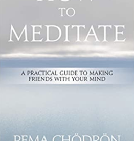 Integral Yoga Distribution How to Meditate: Chodron