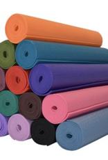 "Yoga Accessories Classic Mat 1/8"" - Dark Purple"