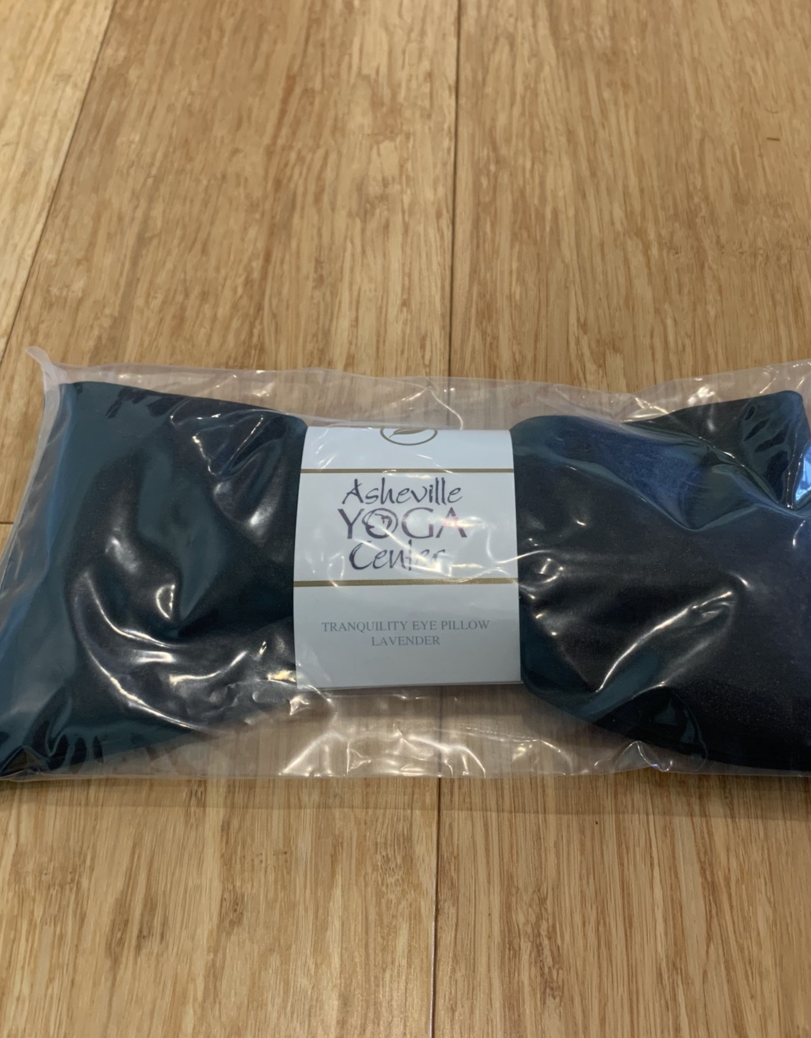 Asheville Yoga Center Ultra Silky Eye Pillow - Onyx