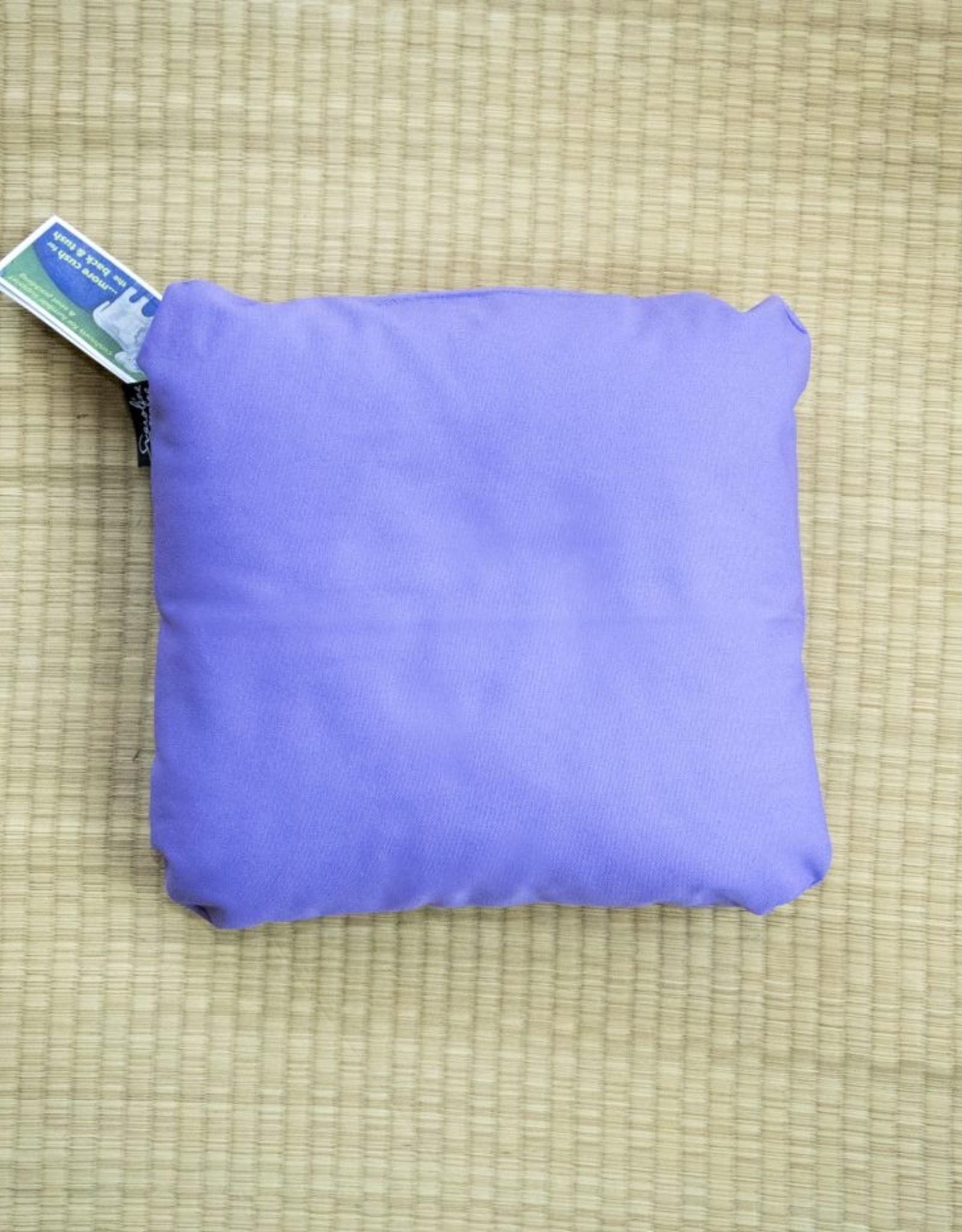 Carolina Morning Designs Kapok Support Cushion - Organic Plum