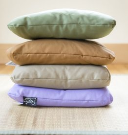 Carolina Morning Designs Kapok Support Cushion - Organic Plum