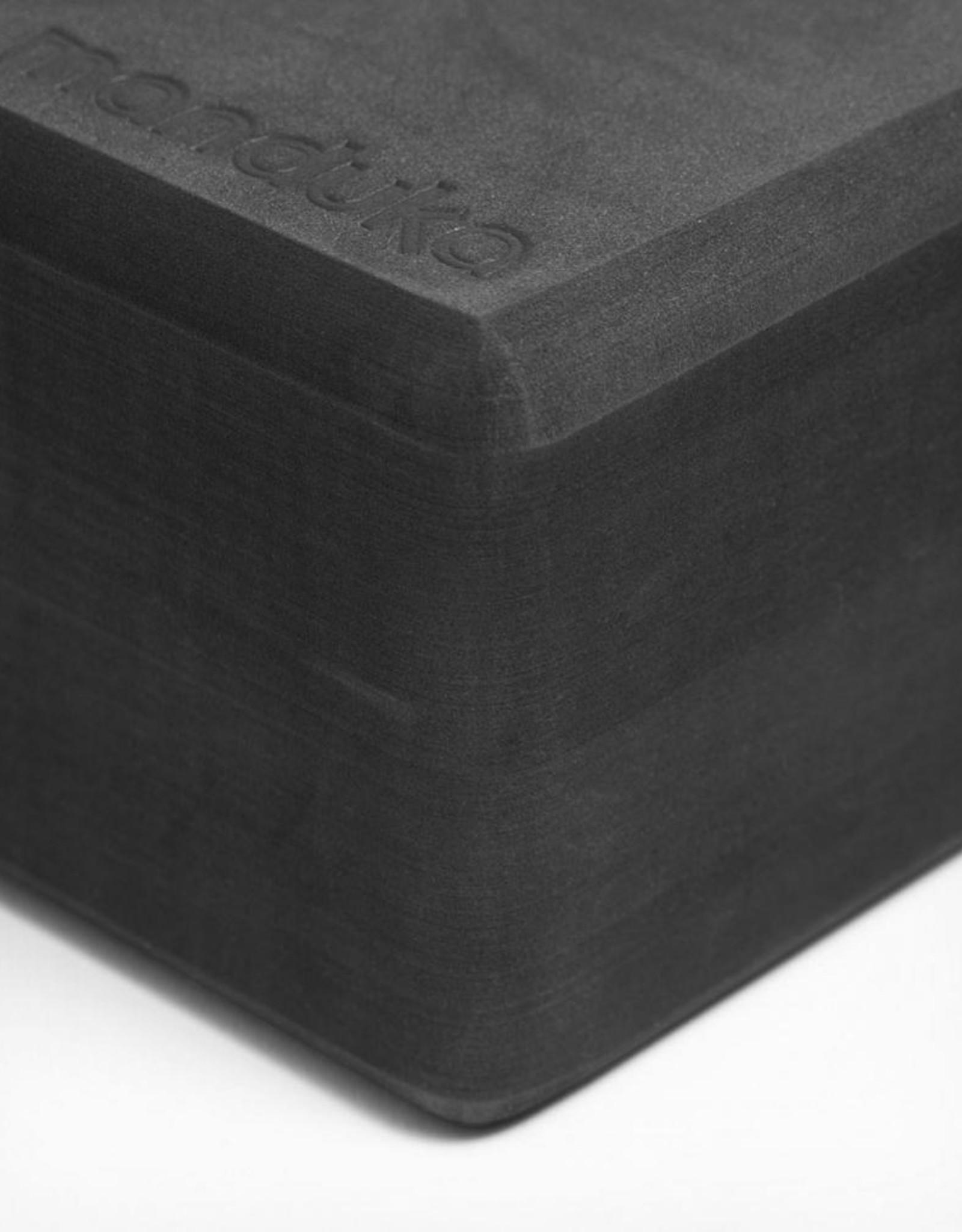 Manduka New Recycled Foam Yoga Block - Thunder