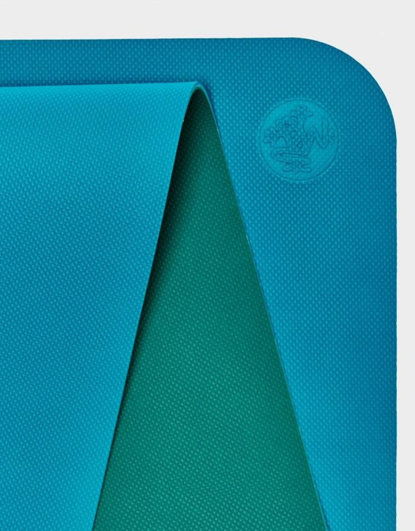 """Manduka Begin Yoga Mat 68"""" - Bondi Blue"""