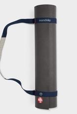 Manduka Commuter Mat Carrier - Odyssey (Blue)