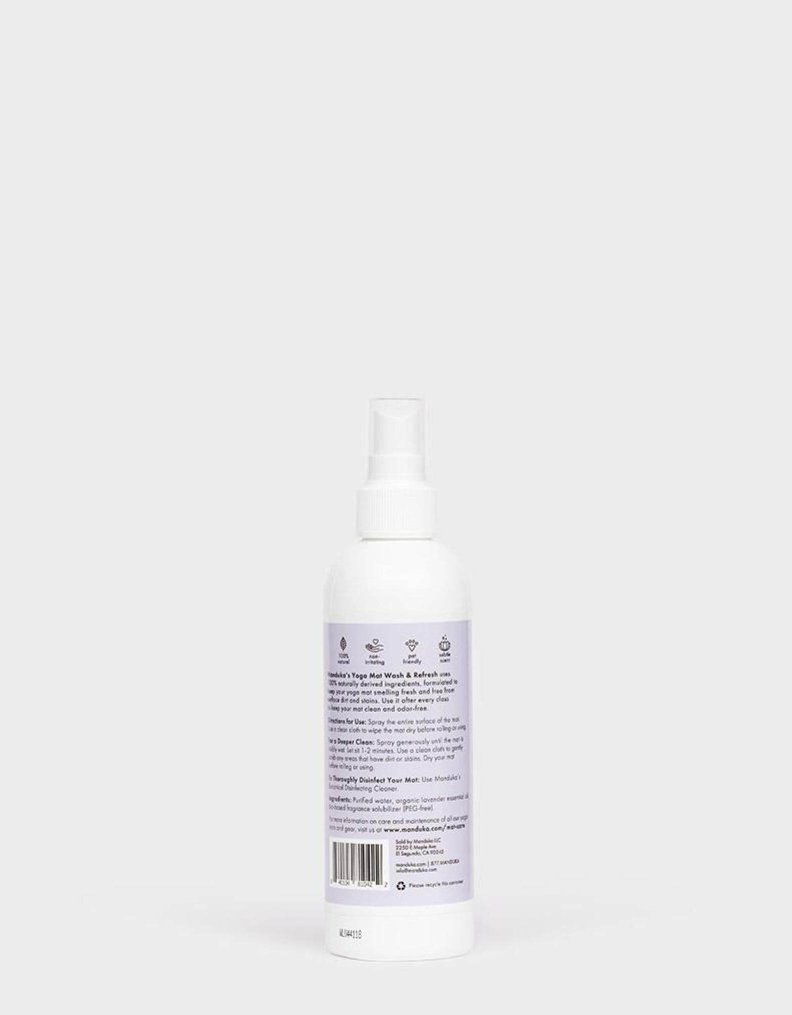 Mat Wash Spray 8oz - Lavender
