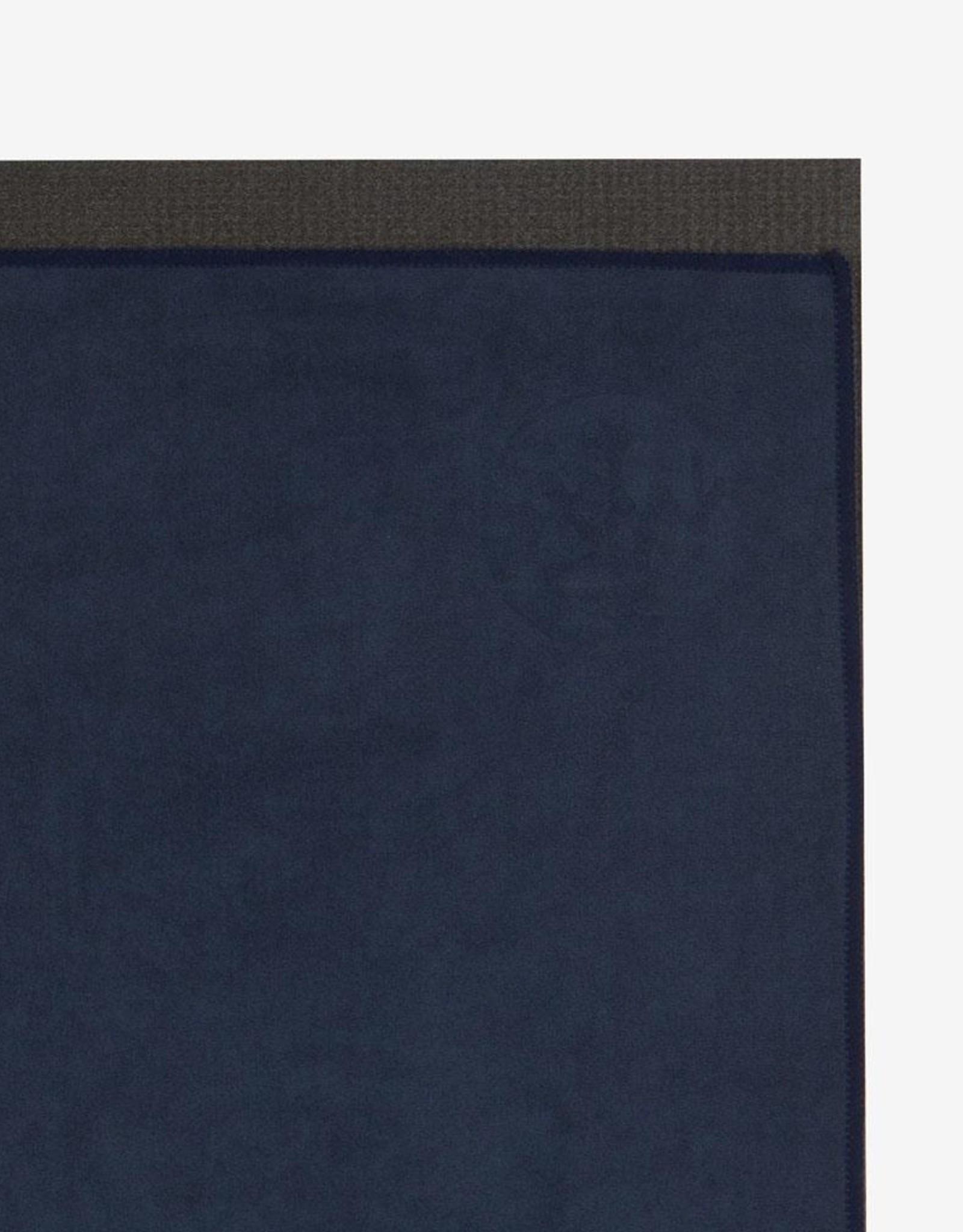 "Manduka eQua Mat Towel - Midnight (Blue) 72"""