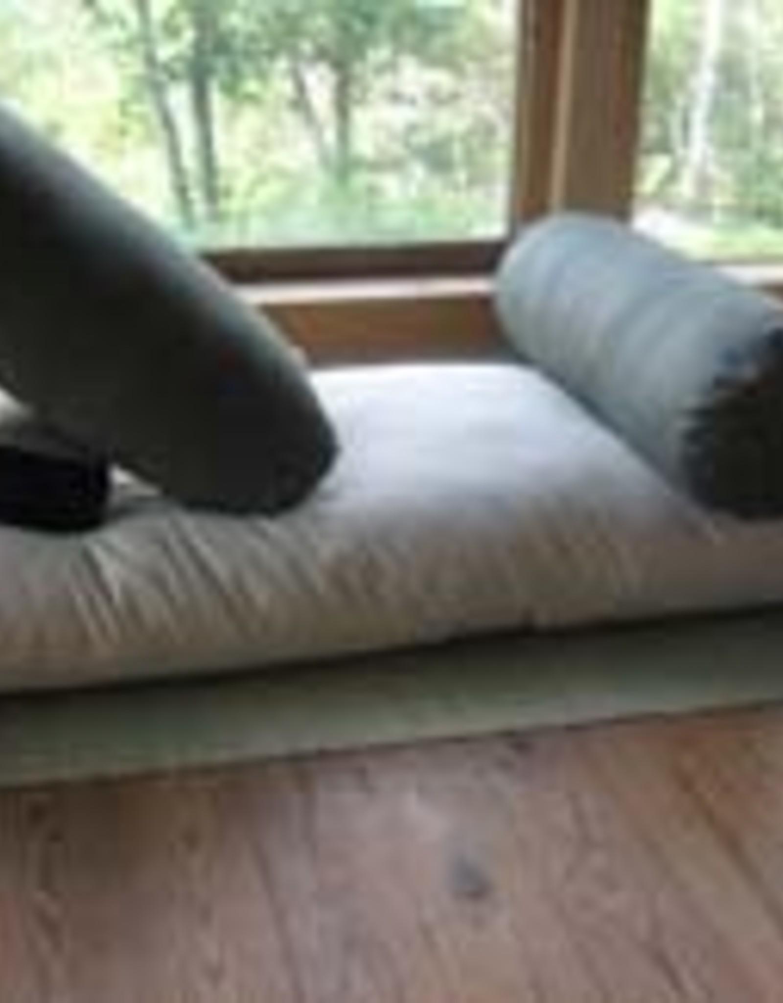 Carolina Morning Designs Cylinder Bolster - Organic Pecan