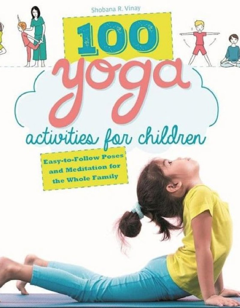 Integral Yoga Distribution 100 Yoga Activities for Children