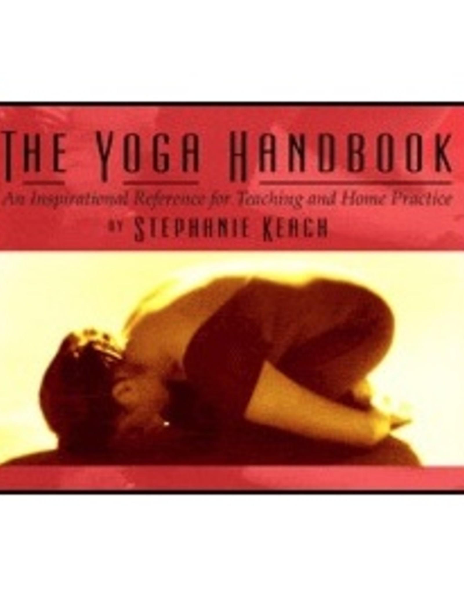 The Yoga Handbook by Stephanie Keach (200 TT)