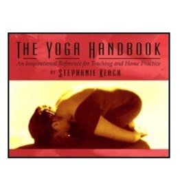 The Yoga Handbook by Stephanie Keach (200 TT)