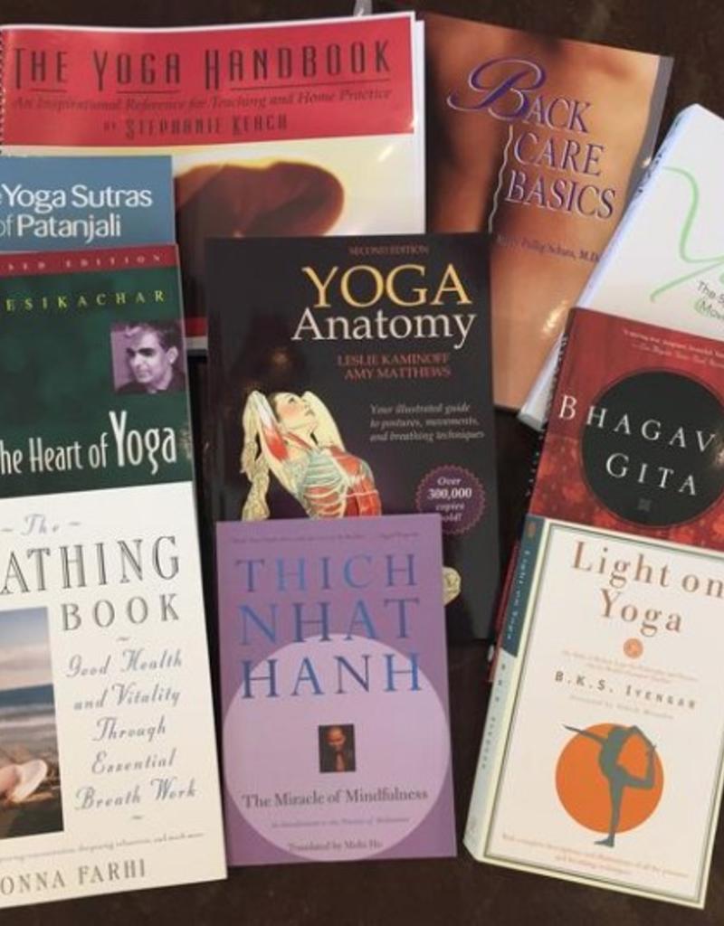 Asheville Yoga Center 200 Hour Teacher Training Bundle