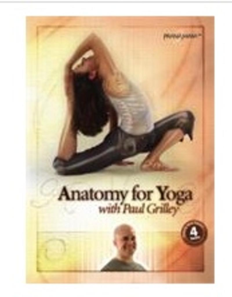 Integral Yoga Distribution Anatomy for Yoga DVD: Grilley (300 Thera)