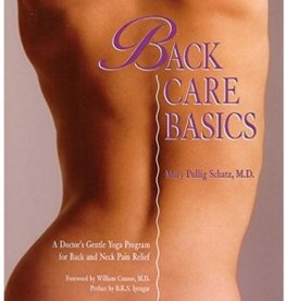 Integral Yoga Distribution Back Care Basics: Schatz (200 TT)
