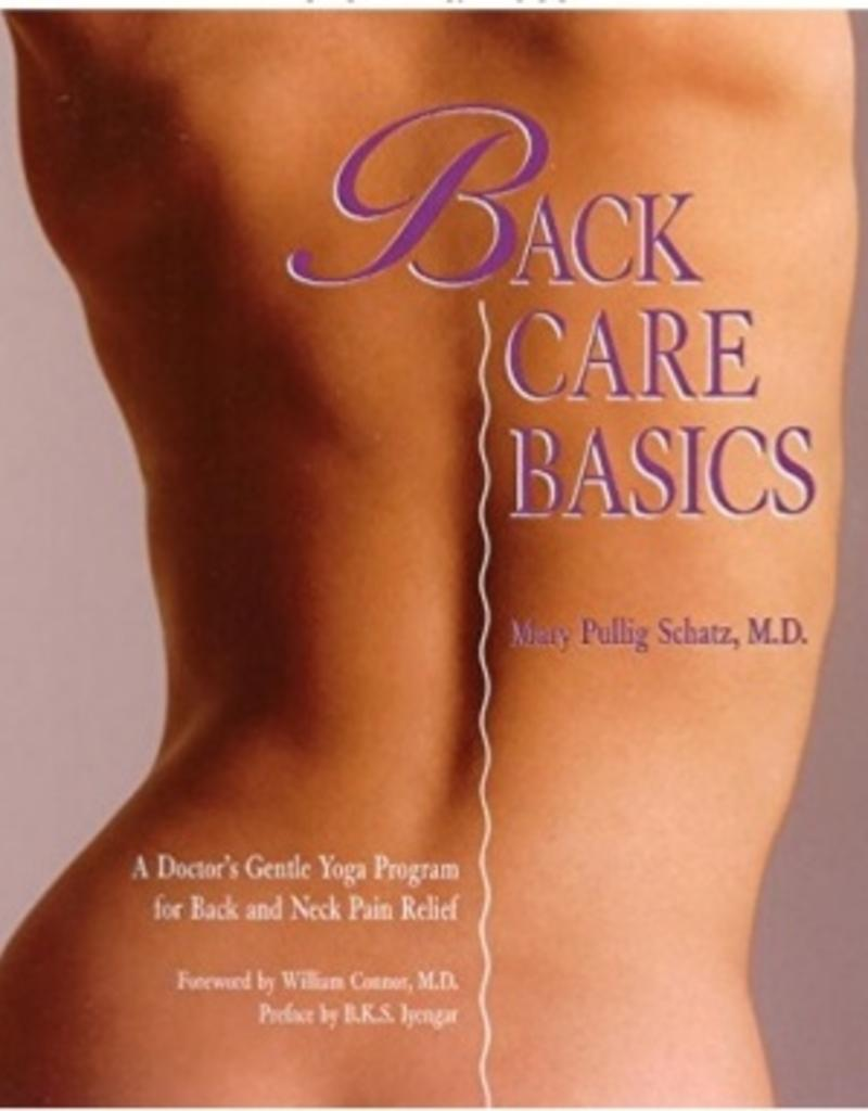 Integral Yoga Distribution Back Care Basics (200 TT)