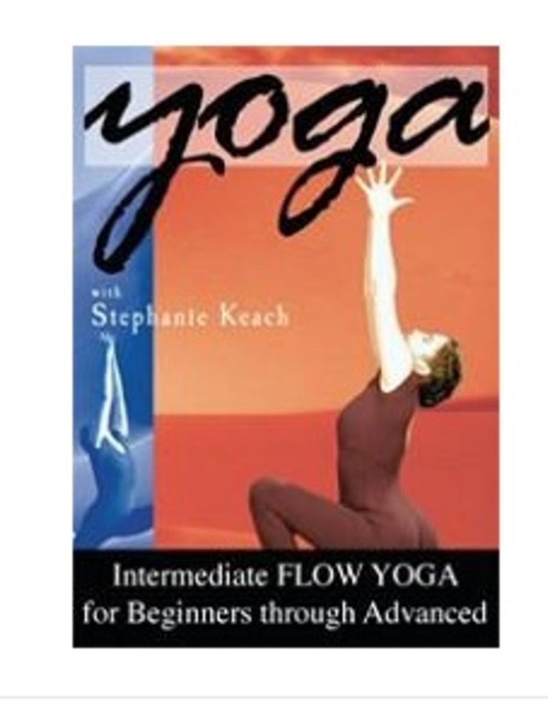 Intermediate Flow Yoga by Stephanie Keach