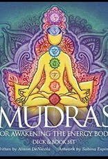 Deck: Mudras for Awakening the Energy Body