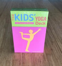 Deck: Kids' Yoga