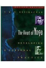 Heart of Yoga by TKV Desikachar (200 TT)
