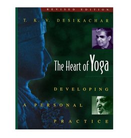 Integral Yoga Distribution The Heart of Yoga by TKV Desikachar (200 TT)