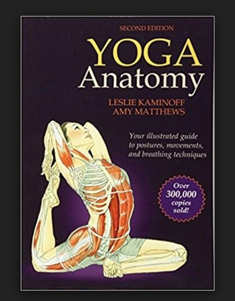 Integral Yoga Distribution Yoga Anatomy 2nd Ed: Kaminoff (200 TT)