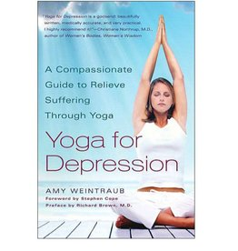 Yoga for Depression: Weintraub (300 Thera)