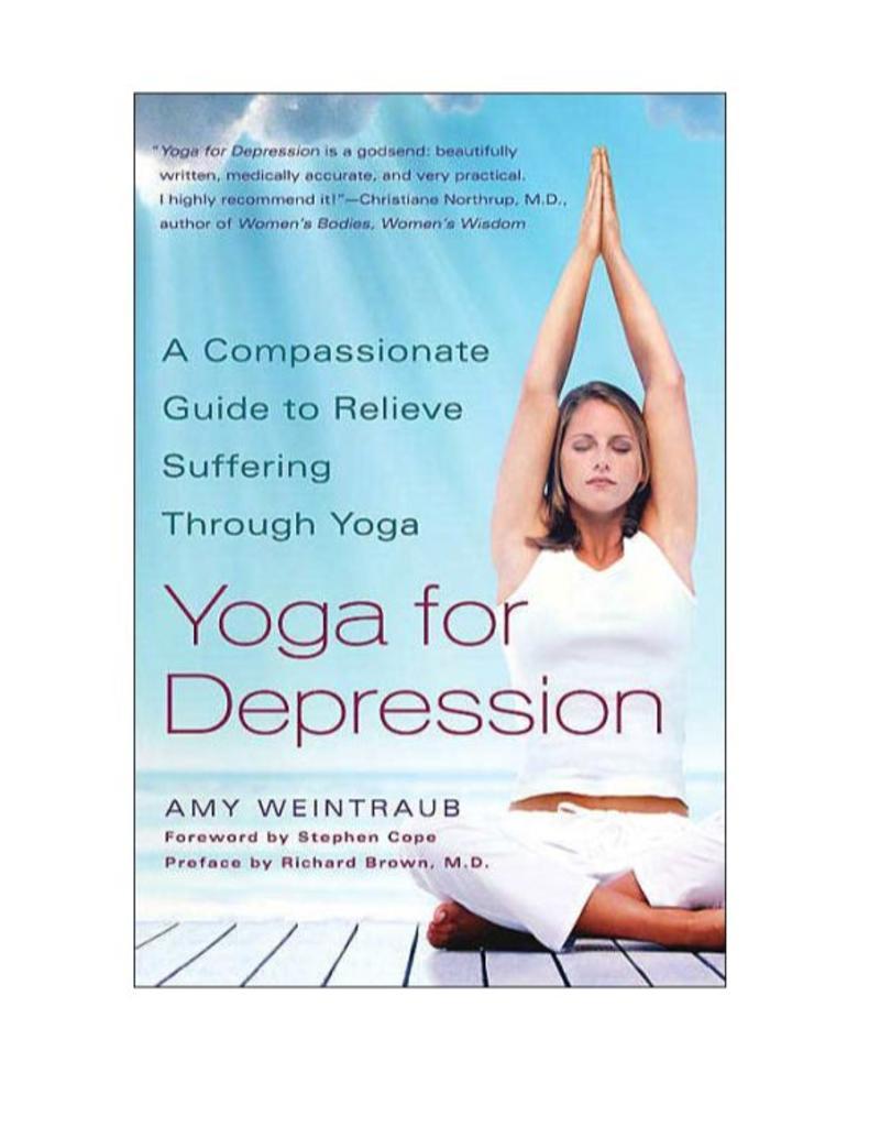 Yoga for Depression: Weintraub (300 Thera)