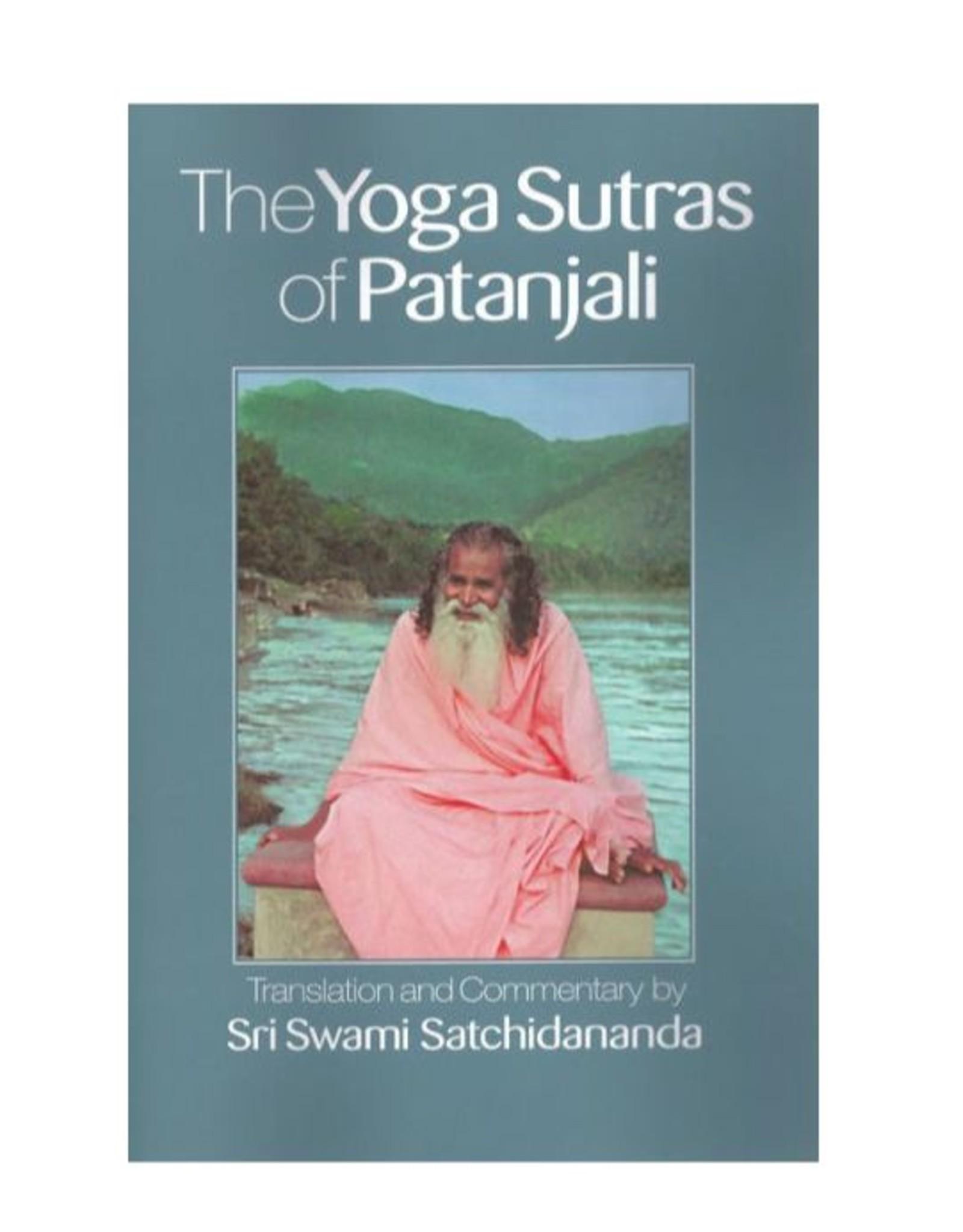 Integral Yoga Distribution Yoga Sutras Of Patanjali - Pocket Edition