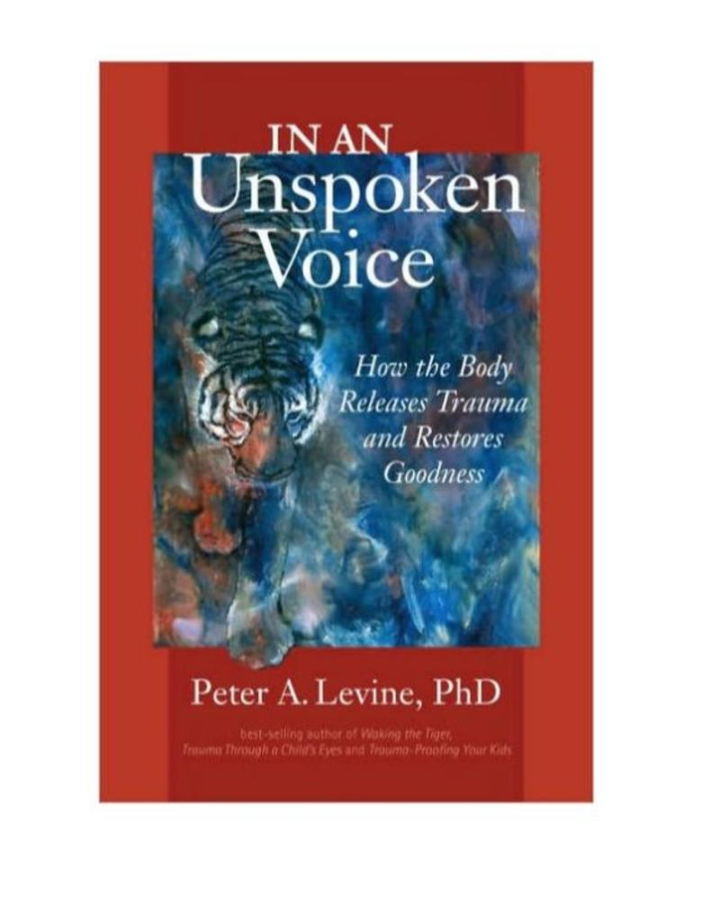 In An Unspoken Voice: Levine
