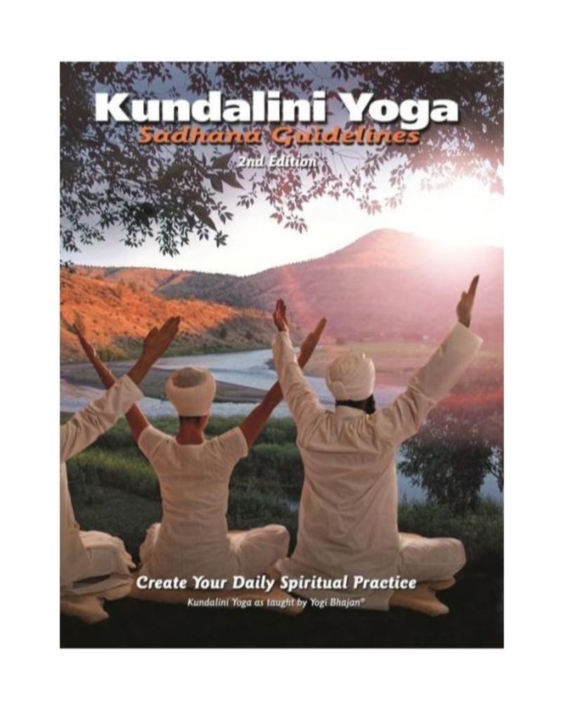 Kundalini Yoga Sadhana Guidelines