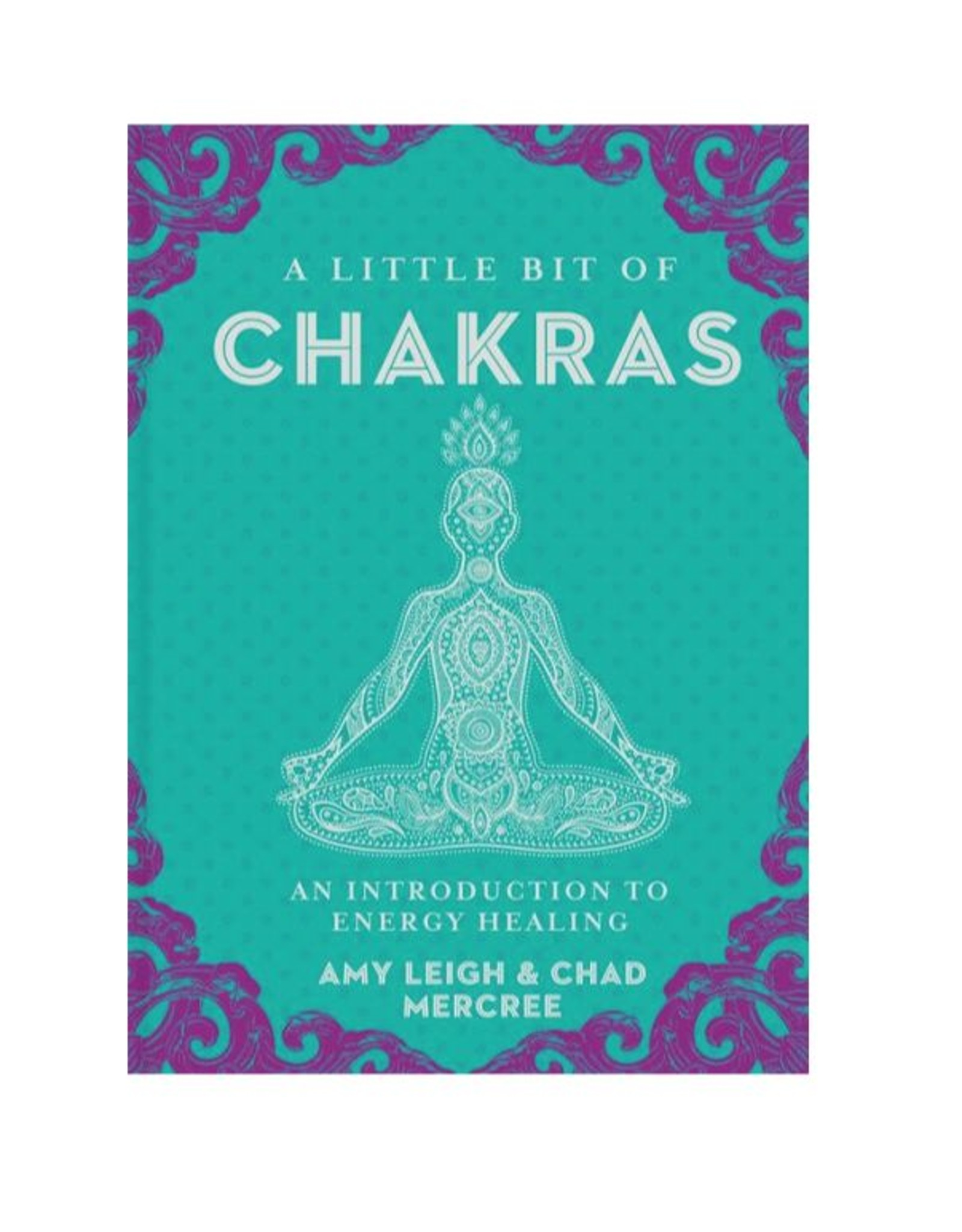 Little Bit of Chakras: Leigh and Mercree
