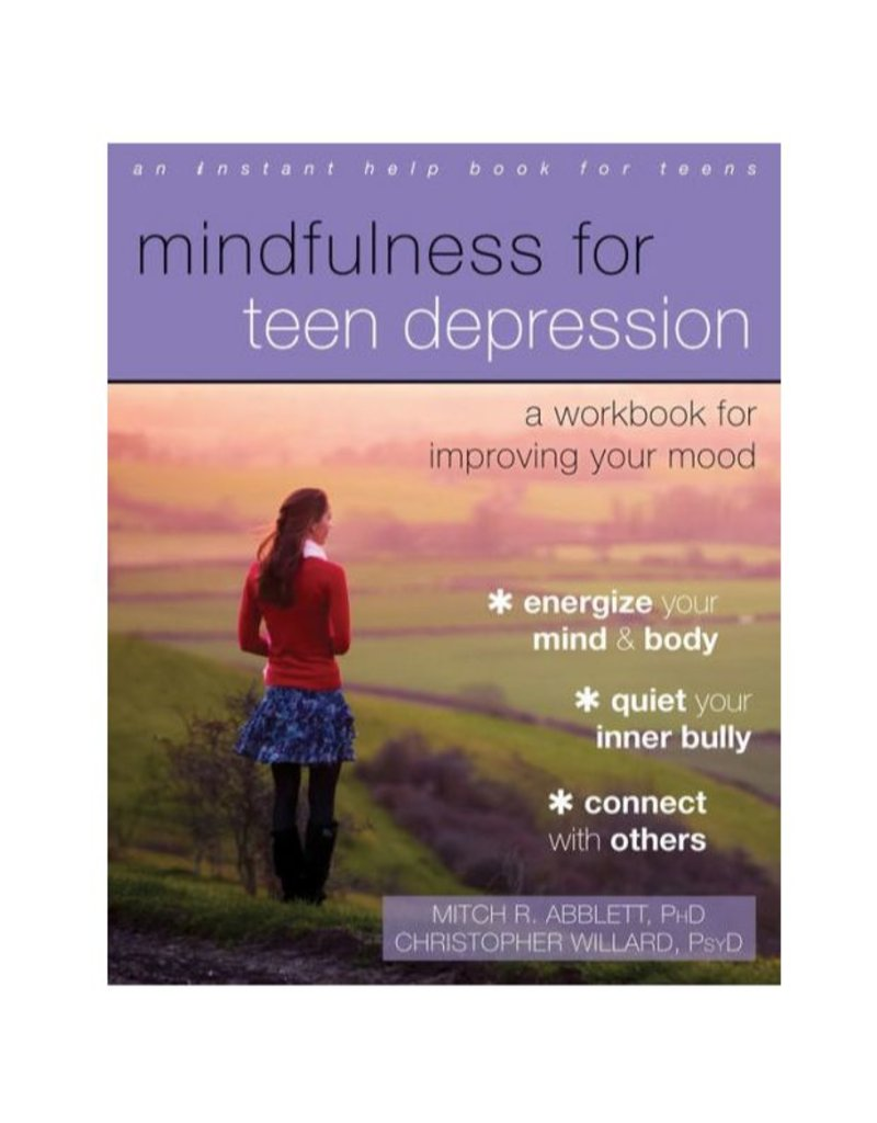 Mindfulness For Teen Depression Willard Asheville Yoga Center
