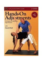 DVD David Keil Hands on Adjustments